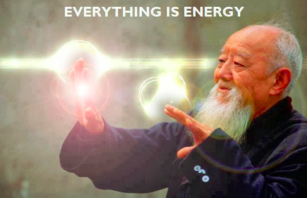 Everything is Pure Energy