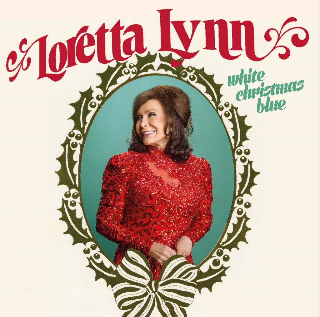 "Loretta Lynn's ""White Christmas Blue"""