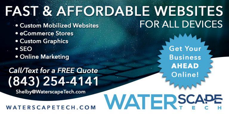 Internet marketing Company - Waterscape Tech, LLC Myrtle Beach, South Carolina