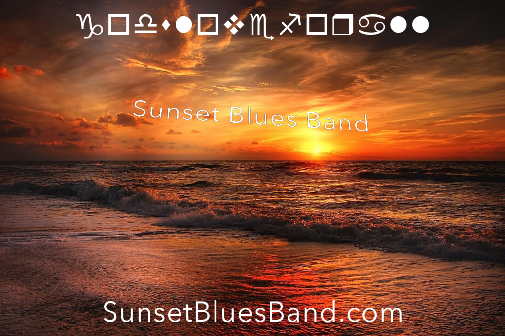 sunset blues band - Shelby Craft