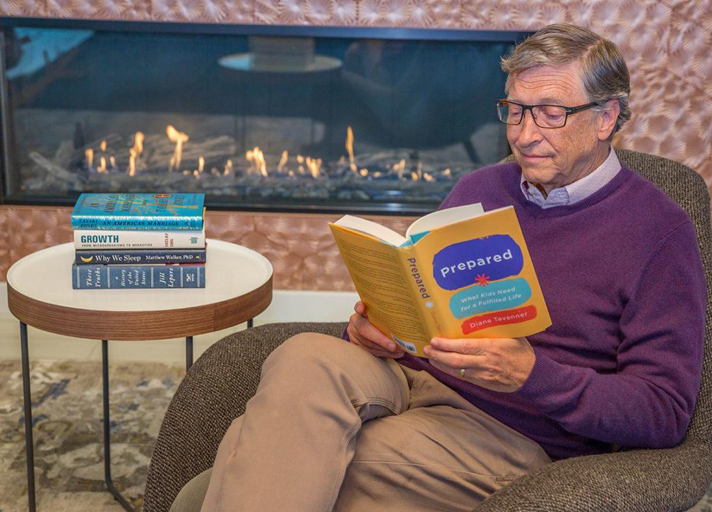 Bill gates - Gates Notes