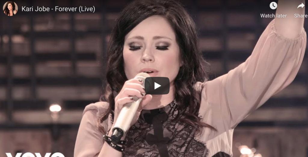 Kari Jobe - Forever (Live)