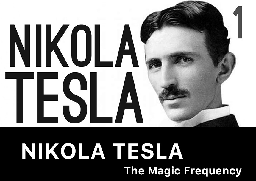 "Nikola Tesla Was Right! ""We've Found The Magic Frequency"""
